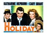 Holiday  Cary Grant  Katharine Hepburn 1938