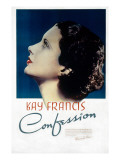 Confession  Kay Francis  1937