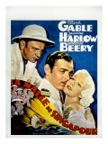 China Seas  Wallace Beery  Clark Gable  Jean Harlow  1935