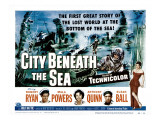 City Beneath the Sea  Robert Ryan  Mala Powers  Anthony Quinn  Suzan Ball  1953