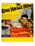 The Long Voyage Home  John Wayne  Thomas Mitchell  Rafaela Ottiano  1940