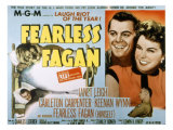 Fearless Fagan  Carleton Carpenter  Janet Leigh  Keenan Wynn  1952