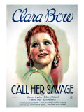 Call Her Savage  Clara Bow  1932