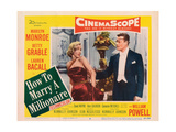 How to Marry a Millionaire  Marilyn Monroe  Alex D'Arcy  1953