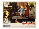 Love with the Proper Stranger  Natalie Wood  Steve McQueen  1963