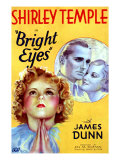 Bright Eyes  Shirley Temple  James Dunn  Judith Allen  1934