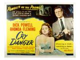 Cry Danger  Rhonda Fleming  Dick Powell  1951