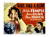 Baby Take a Bow  Shirley Temple  Claire Trevor  James Dunn  1934