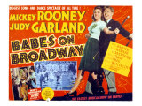 Babes on Broadway  Judy Garland  Mickey Rooney  1941