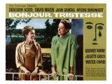 Bonjour Tristesse  Jean Seberg  Deborah Kerr  1958