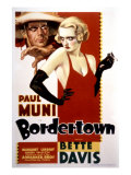 Bordertown  Paul Muni  Bette Davis  1935