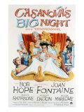 Casanova's Big Night  Joan Fontaine  Bob Hope  Audrey Dalton  1954