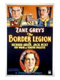 Border Legion  Richard Arlen  Jack Holt  Fay Wray  1930