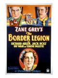 Border Legion  Richard Arlen  Jack Holt  Fay Wray  1930