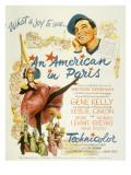 American in Paris  Leslie Caron  Gene Kelly  1951