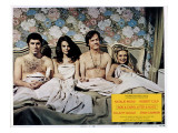 Bob and Carol and Ted and Alice  Elliott Gould  Natalie Wood  Robert Culp  Dyan Cannon  1969