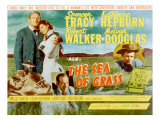 The Sea of Grass  Spencer Tracy  Katharine Hepburn  Melvyn Douglas  Robert Walker  1947