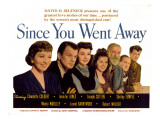 Since You Went Away  Claudette Colbert  Joseph Cotten  Jennifer Jones  and Shirley Temple  1944