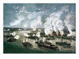 The Bombardment and Capture of Island 'Number Ten' on the Mississippi River  April 7  1862
