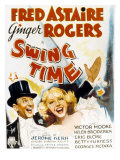 Swing Time  Fred Astaire  Ginger Rogers  1936