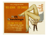 Silk Stockings  with Fred Astaire and Cyd Charisse  1957