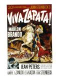Viva Zapata!  Marlon Brando  Jean Peters  1952