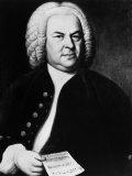 Johann Sebastian Bach  German Composer  Portrait by Elias Gottlieb Haussmann  1746