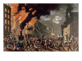 The Life of a Fireman: The New Era  Steam and Muscle  1861