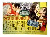 Scaramouche  Janet Leigh  Stewart Granger  Mel Ferrer  Eleanor Parker  1952