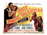 Three Daring Daughters  Jose Iturbi  Jeanette Macdonald  Jane Powell  Ann Todd  Elinor Donahue