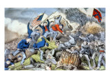 The Battle of Chattanooga  November 24-25  1863