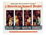 Streetcar Named Desire  Vivien Leigh  Marlon Brando  Kim Hunter  Karl Malden  1951