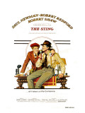 The The Sting  Robert Redford  Paul Newman  1973