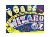 Wizard of Oz  Judy Garland  Frank Morgan  Ray Bolger  Bert Lahr  Jack Haley  1939