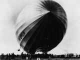 The LZ 129 Graf Zeppelin  Friedrichshafen  Germany  1920s