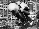 The Macy's Thanksgiving Day Parade  Times Square  New York City  November 27  1952