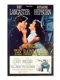The Rainmaker  Burt Lancaster  Katharine Hepburn  1956