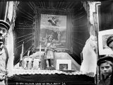 Little Italy  Altar to Our Lady of Help  Mott St  New York  1908