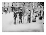 New York City  Street Photographers in Little Italy  Early 1920s