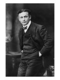Harry Houdini  American Magician Famous for His Escape Acts 1913 Portrait by Gray Campbell