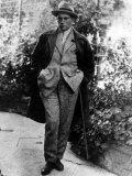 Vladimir Mayakovsky  Russian Poet  in Mexico  1924