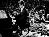 Van Cliburn Is the First Foreigner to Perform at the Palace of Congresses in Moscow  1962