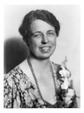 Eleanor Roosevelt in July 1933  in the Early Days of the Franklin Roosevelt Presidency