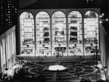 The Metropolitan Opera House  Lincoln Center  New York  1969