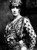 Sarah Bernhardt  Late 1800s