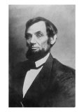 Abraham Lincoln Portrait by Mathew Brady in Between 1861 and 1863
