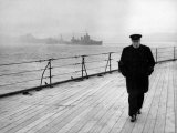 The Prime Minister's Journey across the Atlantic  Winston Churchill  October 9  1941
