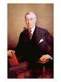 Woodrow Wilson  US President