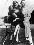 Actor Jack Pickford  and His Wife  Actress Mary Mulhern  1930