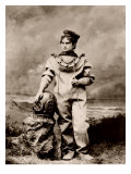 Sarah Bernhardt  in Sea-Diving Costume as the Ocean Empress Ca  1880